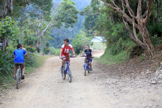 Armonia Ambiental Providencia, Dota 1.710m Reserve, Los Santos Costa Rica 2016